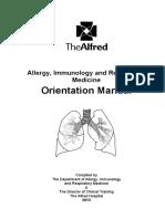 RMO Orientation AIRMED
