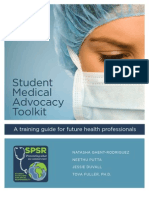SPSR Advocacy Toolkit