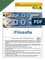 FILOSOFIA - enade 2005.pdf