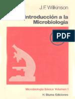 Introducción a la Microbiología Vol. 1 - J. F. Wikinson - 1ra Edición.pdf