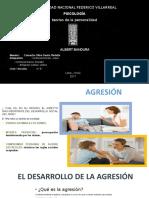Diapositivas de Agresion, Altruismo y Desarrollo Moral