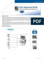 geovision hybrid software datasheet