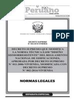 NTE E.030 DISEÑO SISMORRESISTENTE (DS-003-2016-VIVIENDA).pdf
