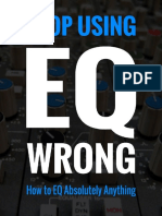 Stop Using Eq Wrong
