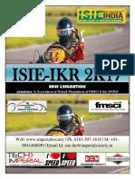 Ikr17 Rules
