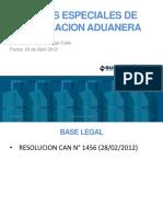 230413 Casos Especiales Valor Aduana