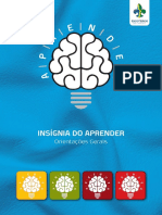 Insígnia Do Aprender