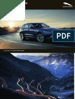 Jaguar F PACE Brochure 1X761171000SBXMAR01P Tcm145 366943