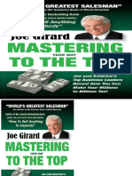 Mastering Your Way to the Top - Joe Girard