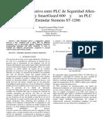 PLC Standar vs PLC Seguridad