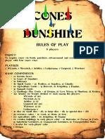 Cones of Dunshire