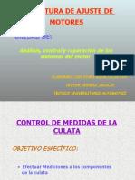 Ejemplos de Mediciones en La Culata