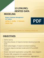 Hoffer Mdm11e Pp Ch13-Online