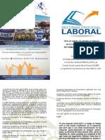 Reforma Procesal Laboral acto de saludo.