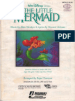 Walt Disney's Little Marmaid - Medley - SATB.pdf