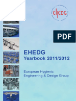 EHEDG Yearbook 2011-2012