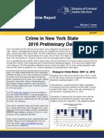 NYSCrimeReport2016 Prelim