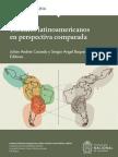 Estudios latinoamericanos en perspectiva comparada