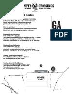 2017 CXMF Travel Map GA Parking