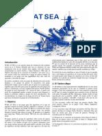Reglas War at Sea
