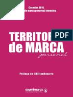 Terriitorio de Marca Personal (LIBRO)