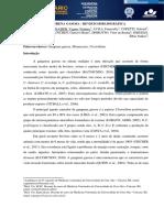 Gangrena Gasosa - Revisao Bibliografica
