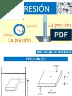 Unidad 1-Clase 2 Presión, Tipos de Presión, Princiío de Pascal