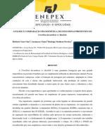 Análise e Comparação Filogenética (Planta - UFMG)