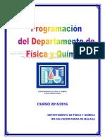 Programación de Física y Química_Curso 2015-16,-