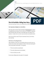 The UX Portfolio