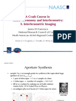 A Crash Course in Radio Astronomy and Interferometry- 3 ... - NRAO.pdf