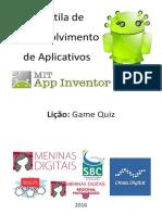 Apostila de Desenvolvimento de Aplicativos