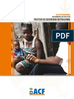 Acf 2014 Nutrition Security Policy Es