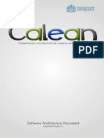 [Calean] - Software Architecture Document