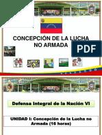 Concepción de La Lucha No Armada