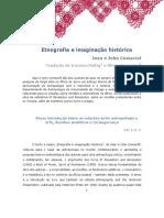 Comaroff Etnografia e Imaginaçao Historica