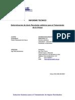 Floculante Cationico Tratamiento de Vinaza 23-07-13