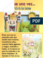 00. El País de Las Letras y El Señor Estudioso.