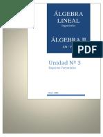 Álgebra Lineal 3