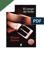 Miquel Esteve - El juego de Sade.pdf
