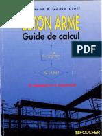 Jacques Lamirault, Henri Renaud Béton armé, Guide de calcul  Bâtiment et génie civil  1991.pdf