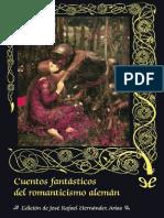 Cuentos Fantásticos del Romanticismo Alemán