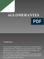 Clase N_01 Aglomerantes.