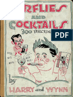 Barflies and Cocktails (1927)