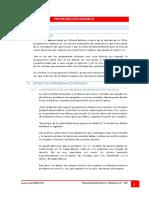 Informe de Programacion Dinamica