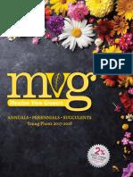 MVG 2017-2018 Catalog