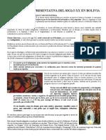 literatura del siglo xx en bolivia