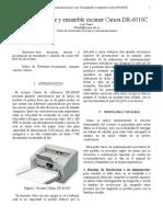 IEEE Desensamble y Ensamble DR-6010C