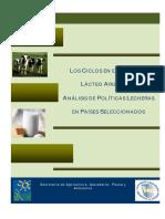 Los ciclos en la lechería argentina