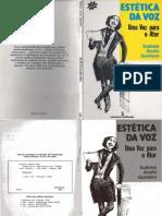 QUINTEIRO, Eudosia Acuna - Estetica da voz - uma voz para o ator.pdf